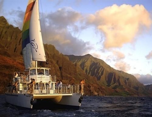 Na Pali dinner cruise