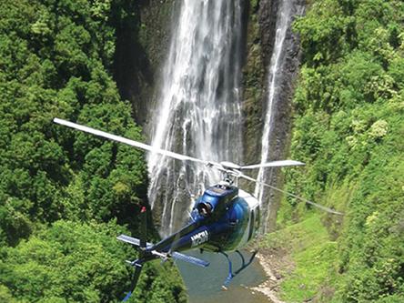Island Helicopters Kauai