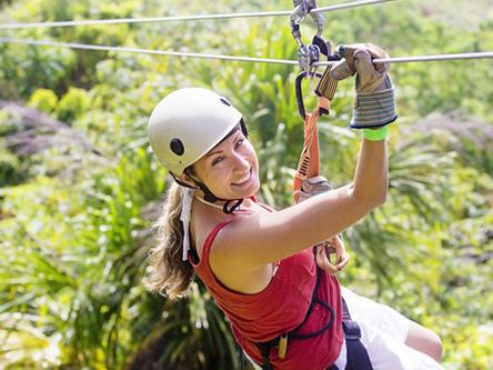 Kauai zipline tour