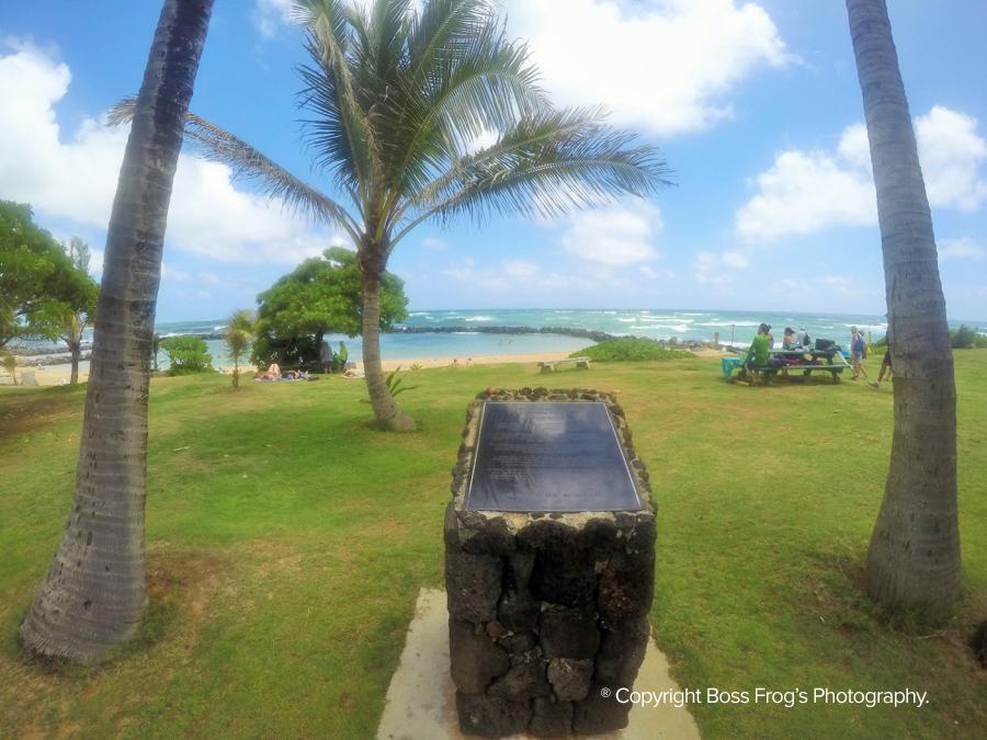 Lydgate Beach Park Kauai Hawaii